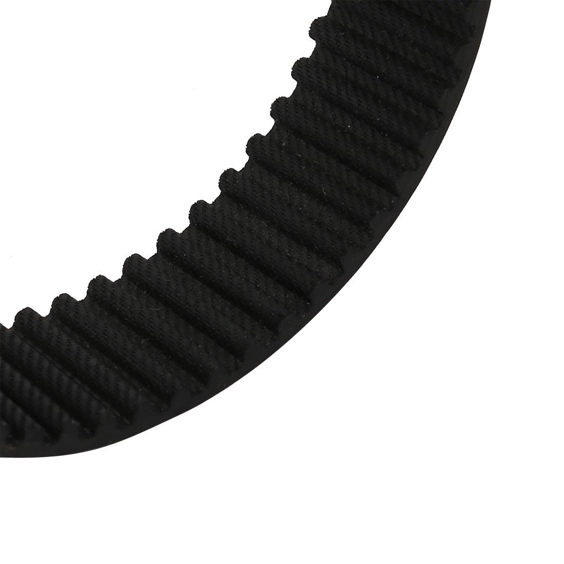 uxcell HTD5M245 Rubber Timing Belt Synchronous Closed Loop Timing Belt Pulleys 15mm Width a17091900ux1149
