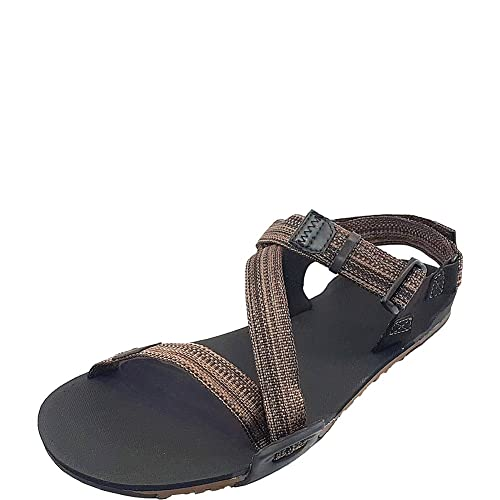 0c95bebc8 Xero Shoes Barefoot-Inspired Sport Sandals - Men s Z-Trail - Multi-Brown