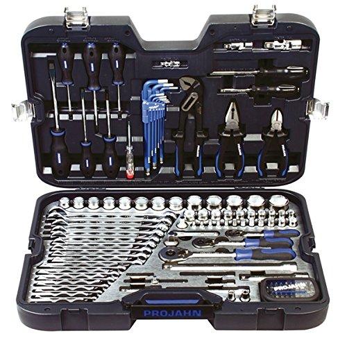 Projahn industrie, universal Werkzeugkoffer 122-teilig, 39048201