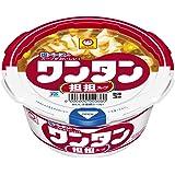 [新パッケージ] マルちゃん ワンタン 担担スープ 32g×12個