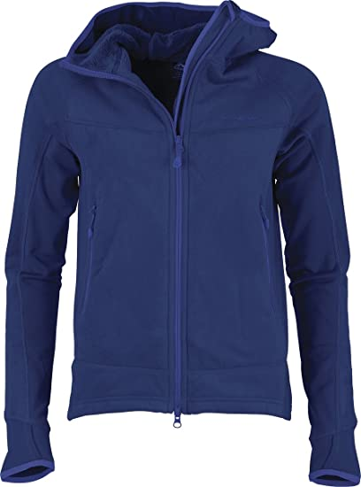 Macpac montaña polar sudadera con capucha para mujer, mujer, Mazarine Blue