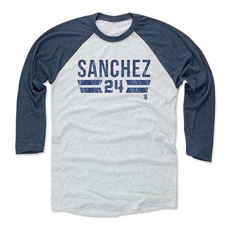 new products 45841 bb053 Amazon.com : 500 LEVEL Gary Sanchez Baseball Tee Shirt - New ...