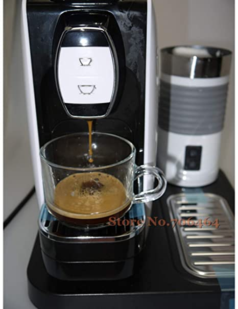 DTBA Cápsula Nespresso Cafetera Totalmente Automática Y ...