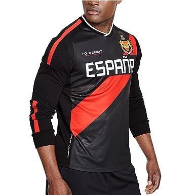 Polo Sport Ralph Lauren \u0027Espana\u0027 Long Sleeve Shirt/Jersey (XXL). Roll over  image ...