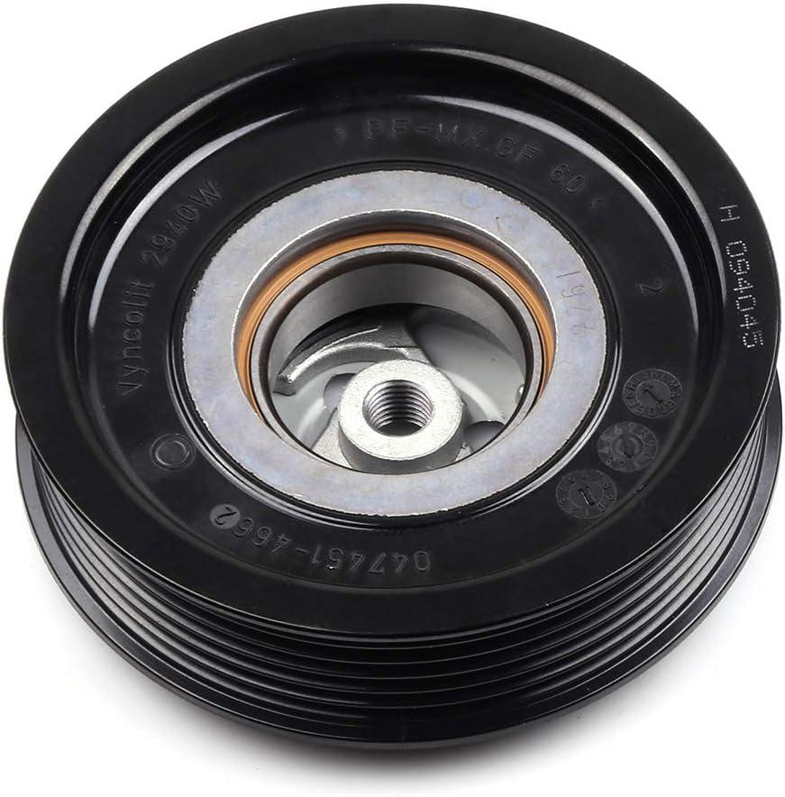 Aintier AC A//C Compressor Clutch CO 11240C Replacement for 2003-2012 Mercedes-Benz CL550 CLK320 R500 S550 2.6L 5.0L 5.5L US Stock