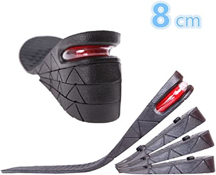 Kalevel Height Increase Insoles 8cm 3.2