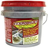 Evapo-Rust The Original Super Safe Pail Rust Remover, Water-based, Non-Toxic, Biodegradable, 3.5 Gallons