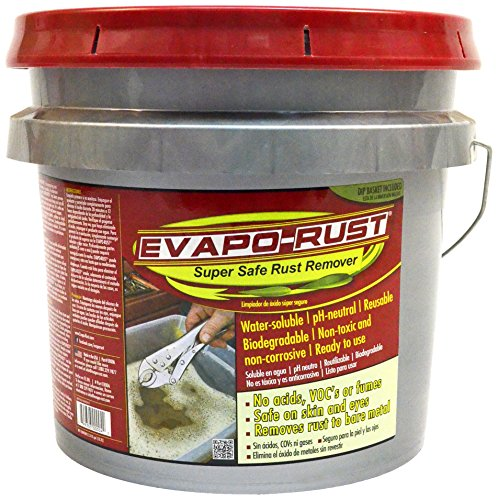 Evapo-Rust ER006 Pail Rust Remover, 3.5-Gallon