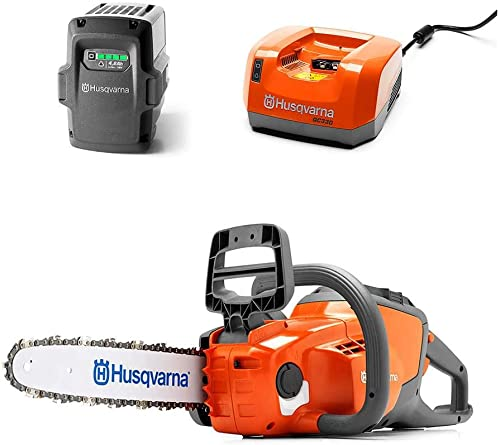 Husqvarna 36V Chainsaw 36-Volt 4.2 Ah Lithium-Ion Battery Battery Charger