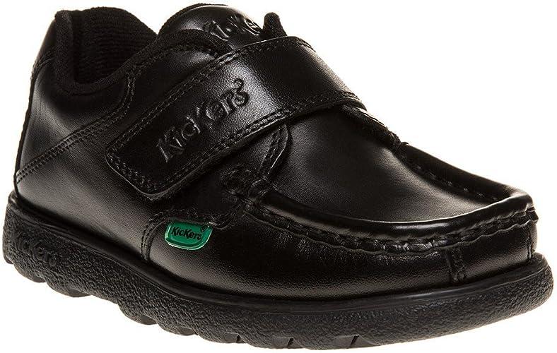 Kickers Fragma Strap Shoes Black