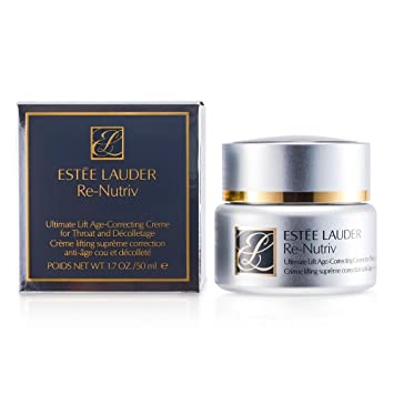 2 Pack - Estee Lauder Re-Nutriv Ultimate Lift Age-Correcting Cream for Unisex 1.7 oz Humphreys Witch Hazel Redness Reducing Toner, Cucumber 8 oz (Pack of 6)
