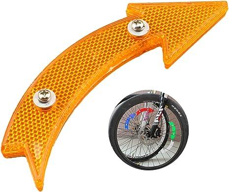 Fansport Rueda De Bicicleta Forma De Flecha Forma Bicicleta ...