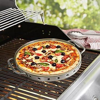 amazoncom  bar    grill stone pizza set