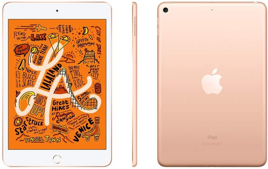 Apple iPad Mini in Gold