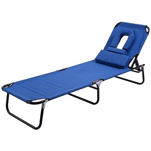Chairs For Sunbathing Amazon Com
