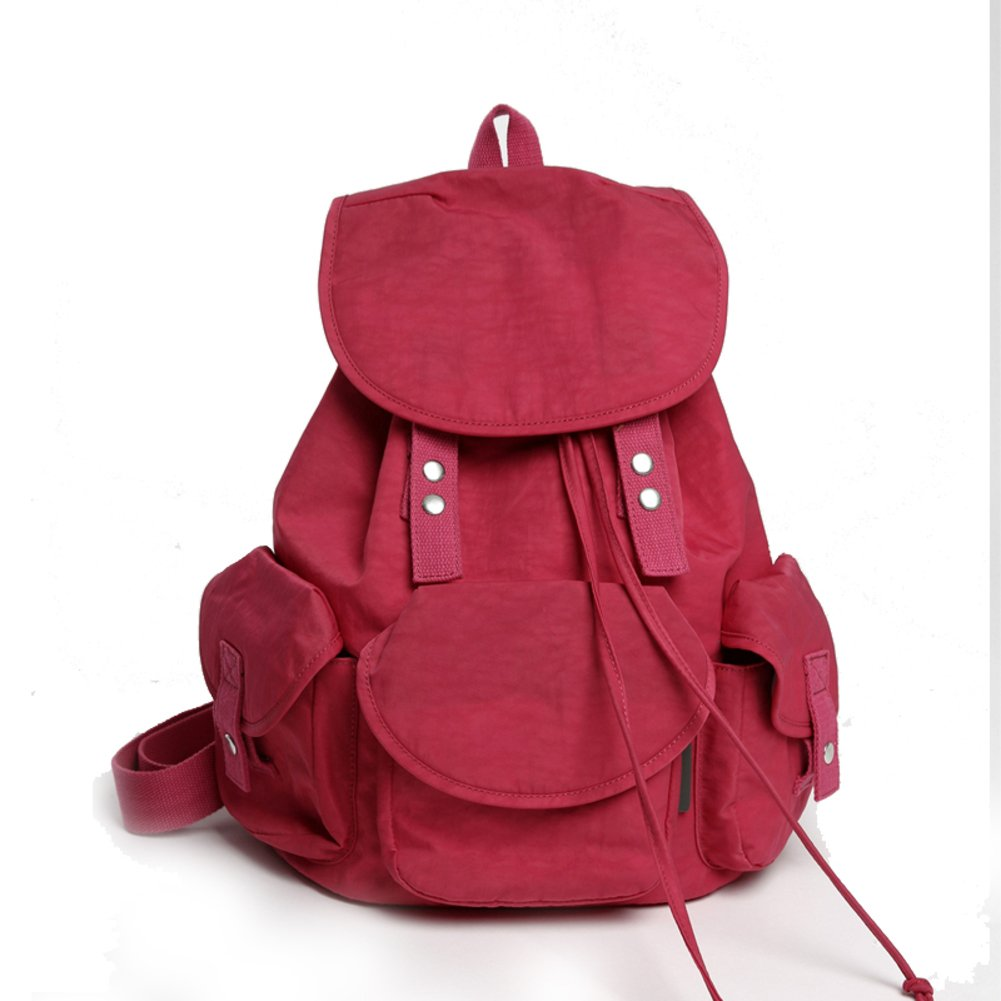 Ladies shoulder bags/Rucksack/ casual College wind bags/Bulk bags-D