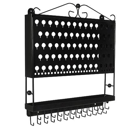 Amazoncom Designers Impressions JR20FB Flat Black Wall Mounted