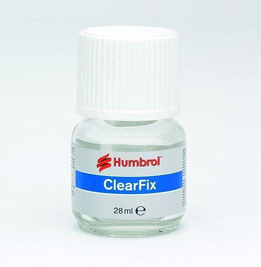 Humbrol - AC5707 - 28ml Clearfix (BOTTLE): Amazon.es ...