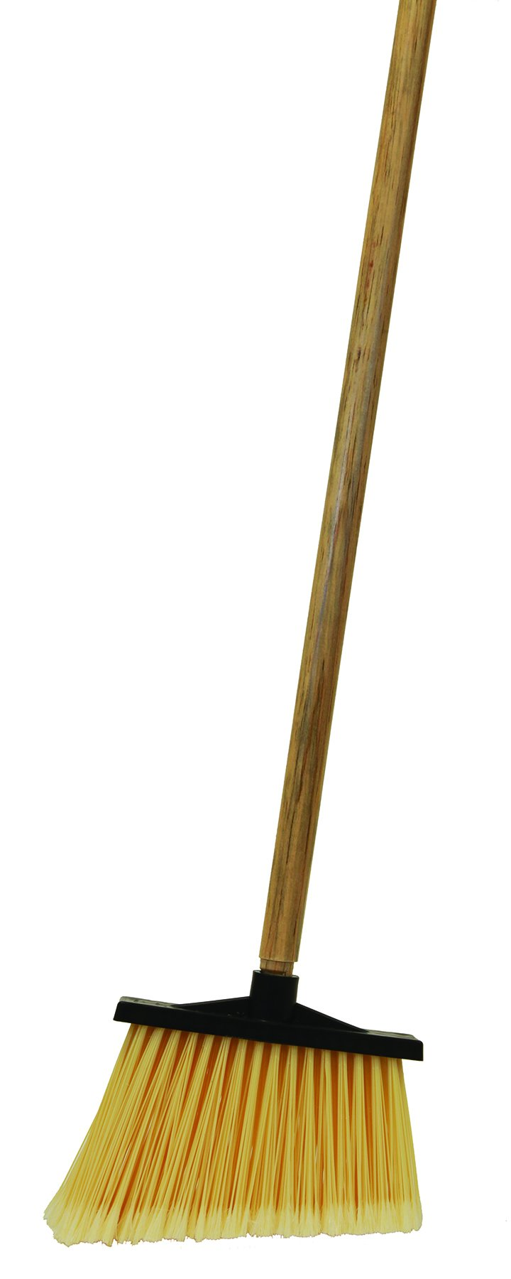 O'Cedar Commercial 6404-WLNS Small Institutional Angle Broom (Pack of 12)