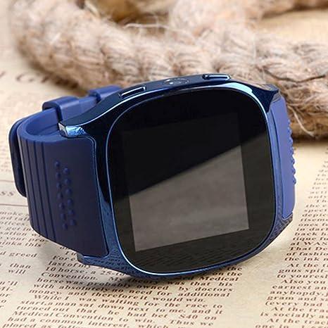 T8 Bluetooth Sport Smartwatch KeepGoo Pantalla Táctil Simslot Monitor Podómetro Reproductor de Música Recordatorio de Llamada