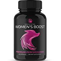 Nobi Nutrition Premium Women's Boost - Women Health Female Enhancement Pills - Hormone...