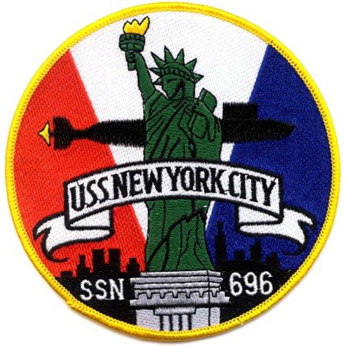 Best price SSN-696 USS New York Patch