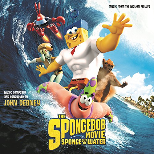 The SpongeBob Movie: Sponge Out Of Water (Music From The Motion Picture)