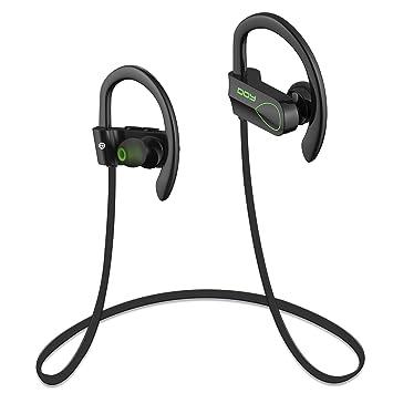 d5b131b8528 Auriculares Bluetooth DOY impermeables V4.1 Deportivos inalámbricos Cascos  con, adecuados Para correr,