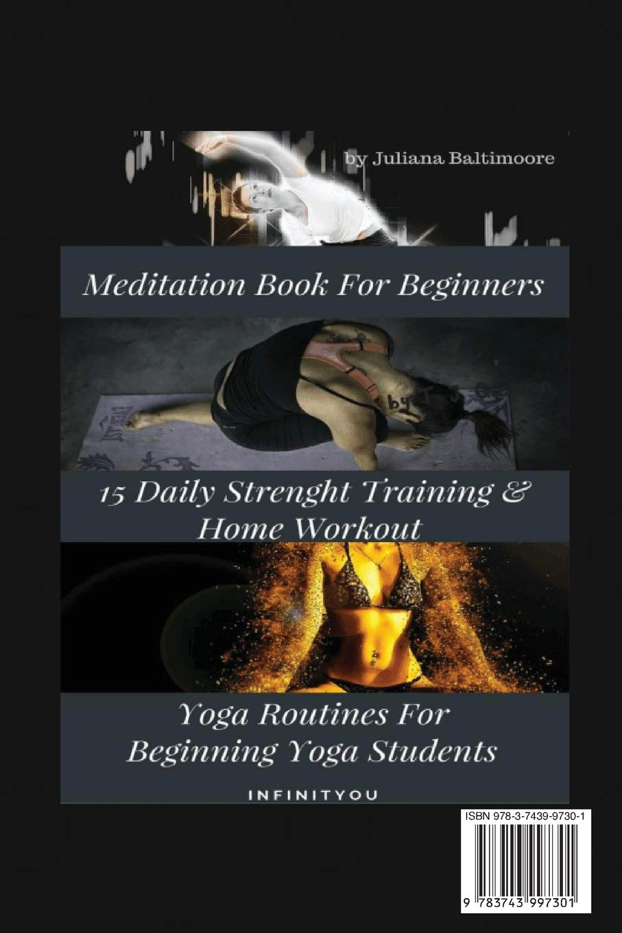 Meditation Book For Beginners: 15 Daily Strength Training ...