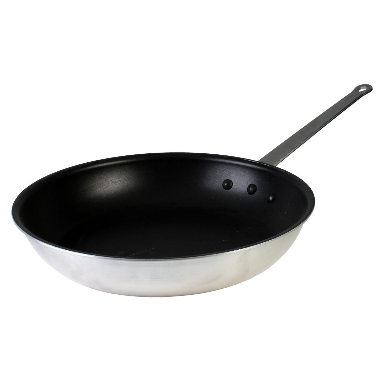 Thunder Group 14 Inch Aluminum Nonstick Fry Pan