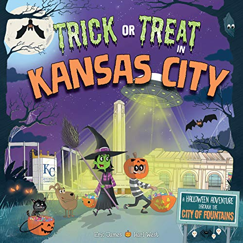 Trick or Treat in Kansas City: A Halloween Adventure Through The City of Fountains