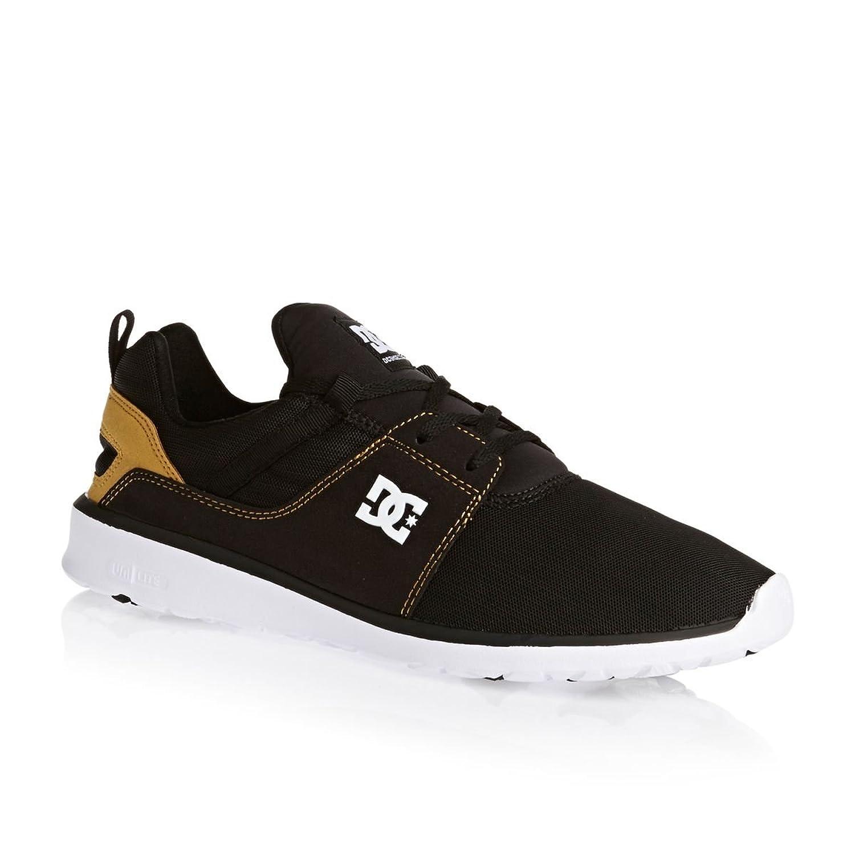DC Shoes ADYS700071, Zapatilla Hombre, Negro (Black/White BKW), 44 EU