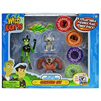 Wild Kratts Creature Power 4 Pack - Climbers Set