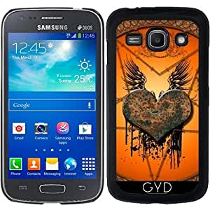 Funda para Samsung Galaxy ACE 3 S7272/A7275 - Corazón Maravilloso by nicky2342