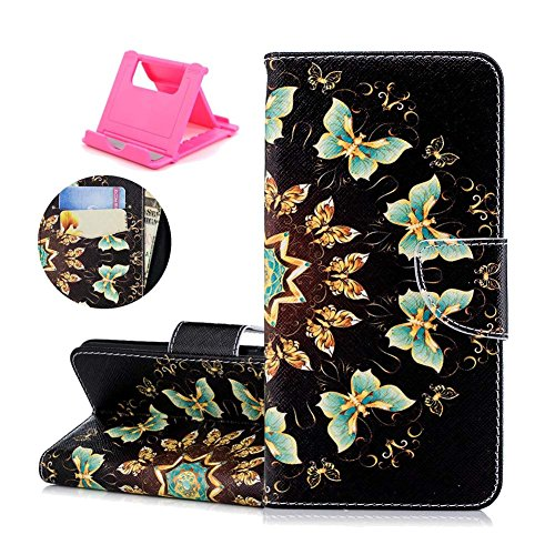 Case Katech Iphone shock Wi 7 Purse Smartphone Closure Leather Cover 8 Wallet magnetic Colorful And Case Premium 8 Plus Flip card Protective Phone Slots Pu Shell Absorption rqXfx0qw