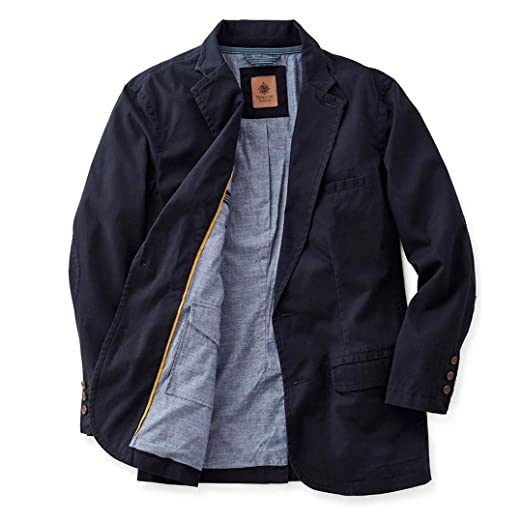 2. TERRITORY AHEAD Men's The Go Anywhere Travel Blazer