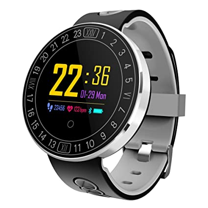 Amazon.com : Sunsun Smart Watch Smartwatch IP6 Waterproof ...