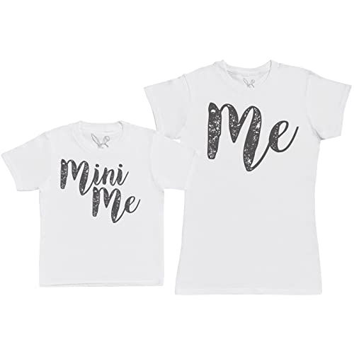 Me & Mini Me - Kid's Gift Set with Kid's T-Shirt & Mother's T-Shirt