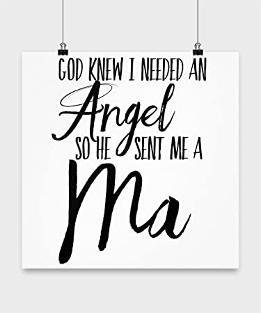 amazon ma poster god knew i needed an angel so he sent me a Actress Hema ma poster quot god knew i needed an angel so he sent me