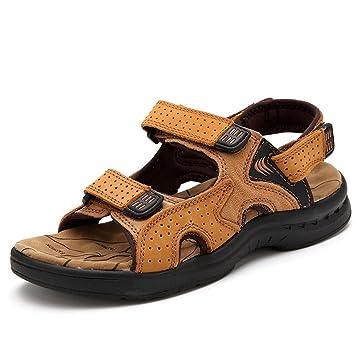 De Confort Chaussures Cuir En Sandales Confortables D'orteil 8n0OPkw