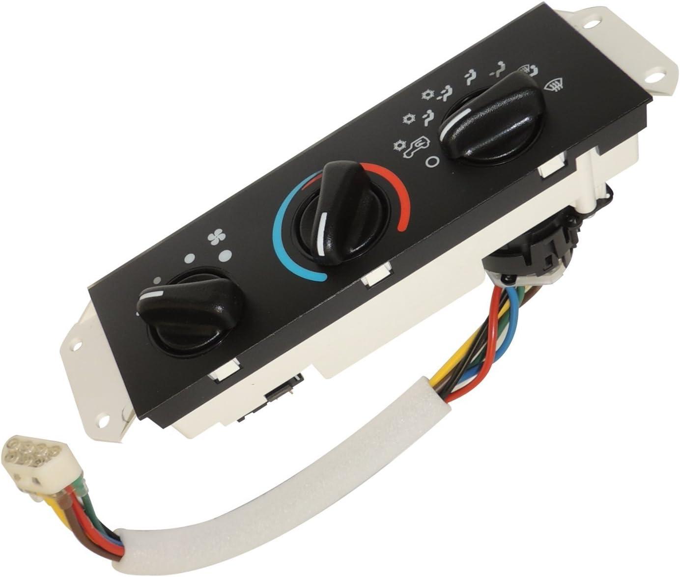 Black Crown Automotive Heater Cable Kit HVAC