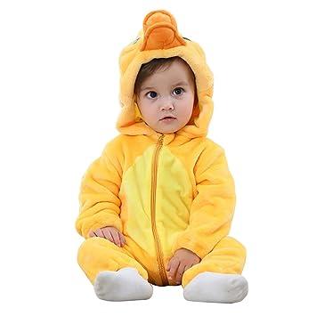 82639eaf1 Amazemarket 0-5 Years Baby Infant Jumpsuit Set Hooded Romper Super ...