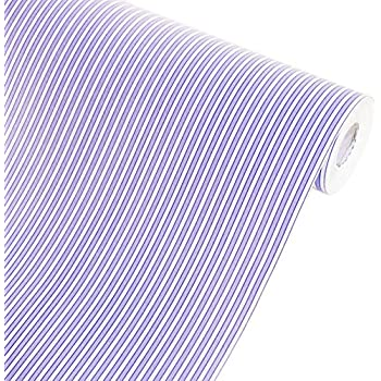 Pink stripes vinyl self adhesive wallpaper prepasted for Pre adhesive wallpaper