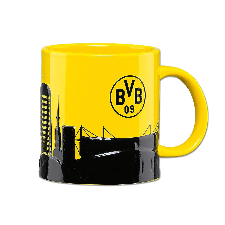 BVB-Tasse mit Skyline one size