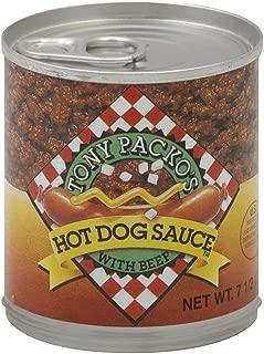 product image for Tony Packo's Hot Dog Chili Sauce