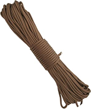 Paracord 550 Parachute Cord Lanyard Rope Mil Spec 100FT Survival Rope