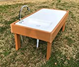 Kid's Station Outdoor Mud Table