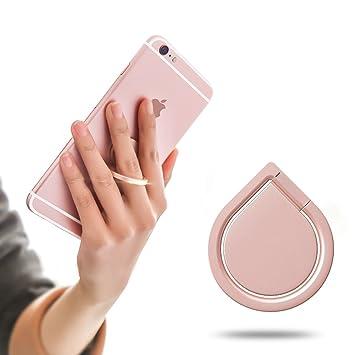 SOUNDMAE Universal Phone Holder, Finger Ring Holder Grip 360 ...