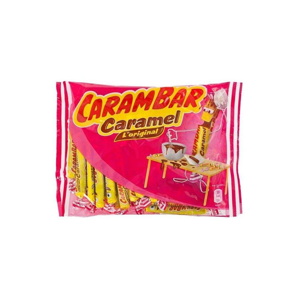 Carambar Caramel Family Bag (350g) - Pack of 2