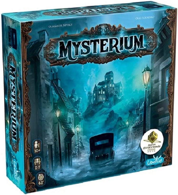 Asmodee 2955 Mysterium - Juego de mesa , color/modelo surtido: Amazon.es: Juguetes y juegos